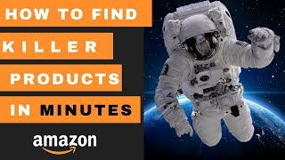 Amazon FBA Product Research 2018   Find $20K + per month products   Viral Launch Product Discovery thumbnail