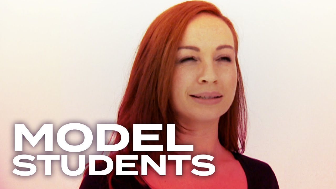 SMIZE & WERK IT! - Adam & Eve learn how to smize in their quest to be NZ's Next Top Model in their Adam vs Eve challenge!