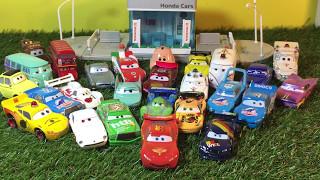 玩具Tomica Disney Car 27 輛 汽車總動員 (03353 zh)