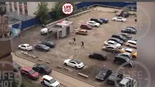 СМИ сообщили о перестрелке у жилищного комплекса на юге Москвы