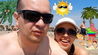 Жизнь в Испании. Пляж в Валенсии в мае #отзыв(Наше видео отзыв посвящен пляжу в Валенсии (Мальвароса). Какая погода в мае и вода в море в Валенсии, сколько..., 2016-05-24T13:16:32.000Z)