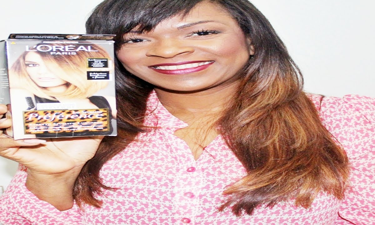 Shatush Ombr Hair Kit Loreal Lo Sfumato Prfrence N
