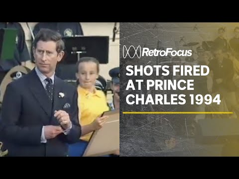 (1994) Shots fired at Prince Charles