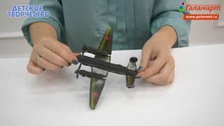 Видеообзор игрушек от Галамарт: 3D Пазл