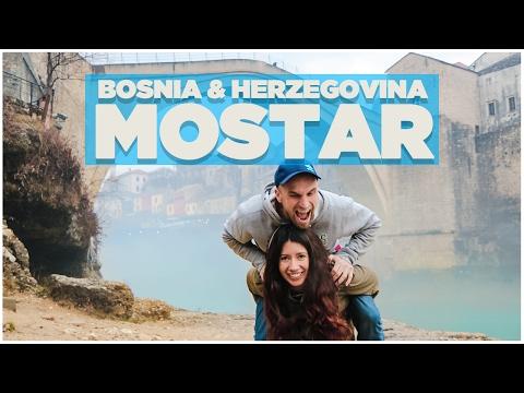 FIRST IMPRESSIONS OF MOSTAR, BOSNIA & HERZEGOVINA