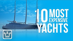Top 10 MOST EXPENSIVE Yachts in The World | 2020