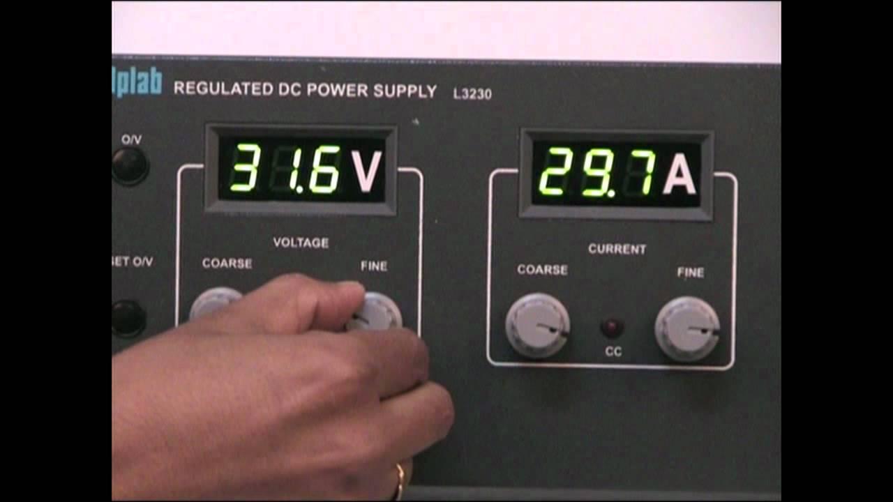 Lab Series High Power Digital 500w 12kw Output Regulated Dc Supply Youtube Premium