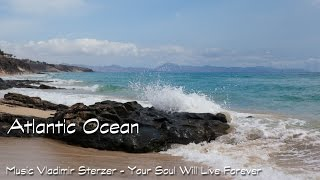 Atlantic Ocean. Fuerteventura. Beautiful views. Vladimir Sterzer