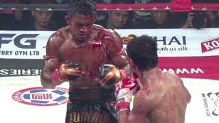 Muay Thai:  Furia y Sangre (Buakaw  vs. Boxeador Ruso)
