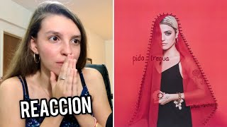 Alba Reche - pido tregua    REACCIÓN