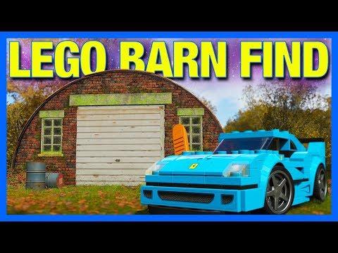 Forza Horizon 4 LEGO Let's Play : LEGO Barn Find... (Part 5)