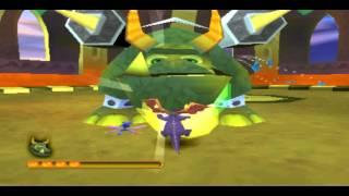 Spyro 2 - Boss 2: Gulp