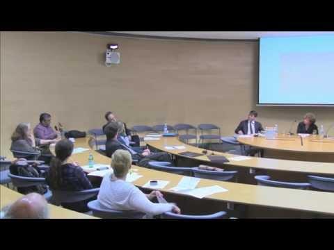 Hans Blumenberg in Jerusalem | Literary Perspectives | Yael Doron