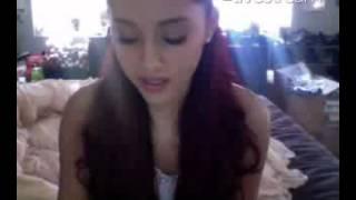 Ariana Grande s TwitCam 07 21 2012