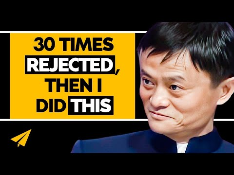 Jack Ma's Top 10 Rules For Success