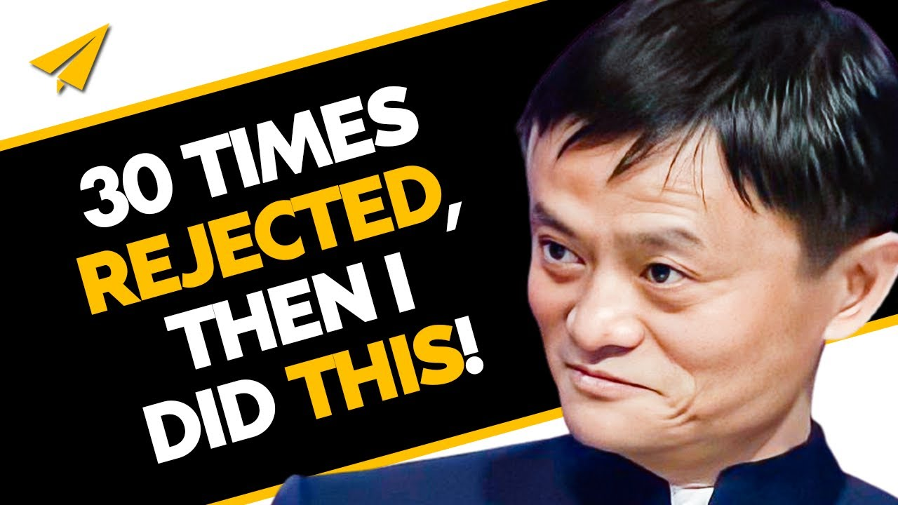 Jack Ma's Top 10 Rules For Success - YouTube
