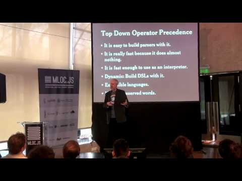 Douglas Crockford - Syntaxation ( MLOC JS )