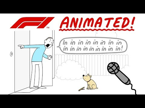 F1 Rewind: 2018 Animated!