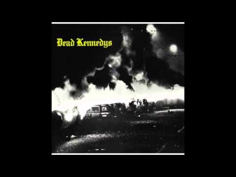 """Dead Kennedys - """"California Uber Alles"""" With Lyrics in the Description"""