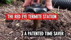 Treating for Termites with the Red Eye Termite Station