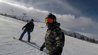 Bulgaria Skiing - Bansko 2017 2018 Top to bottom