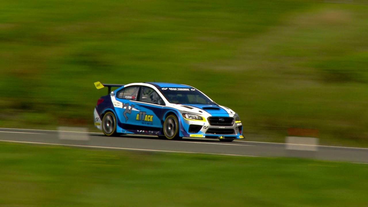Subaru Isle Of Man Challenge Car The Record Attempt Youtube