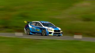 Subaru Isle of Man Challenge Car: The Record Attempt