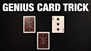 Insane NO SET UP Mathematical Card Trick REVEALED!