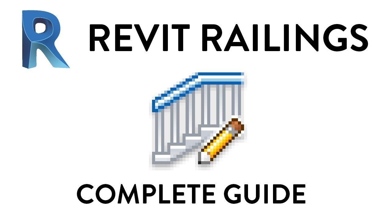 14 Tips To Understand Revit Railings — REVIT PURE