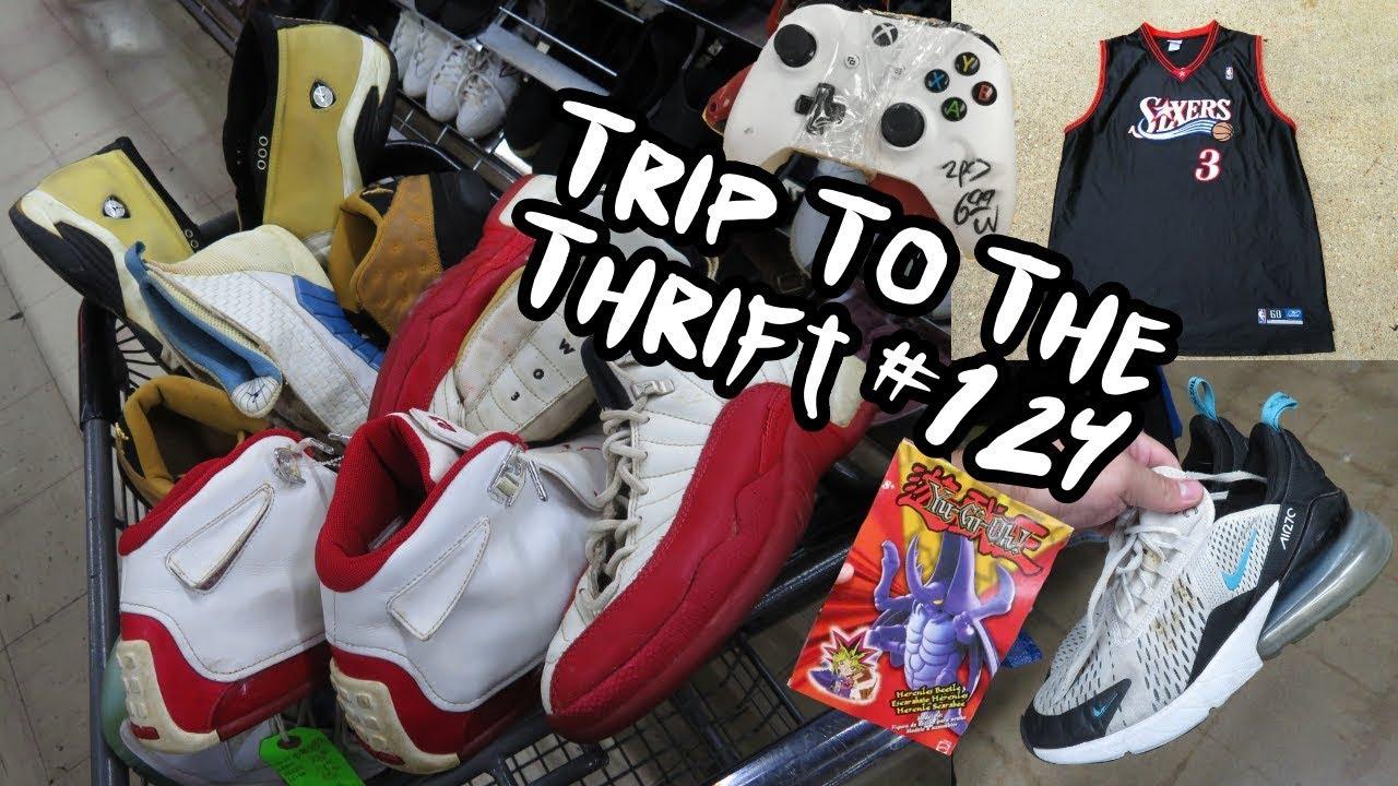 Trip To The Thrift #124 - OG JORDANS