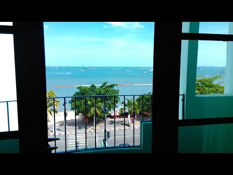 2015 WAVE HOTEL IN PATTAYA (Deluxe Sea View Room) – HD