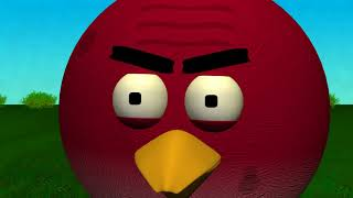 Angry Birds Hungry, Hungry Piggies 3D Animation