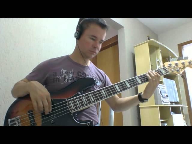 Abalou Ivete sangalo  (cover bass,  joão a Sehnem).