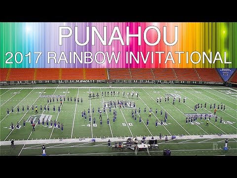 TO BOLDLY GO   2017 Punahou School Marching Band   Rainbow Invitational