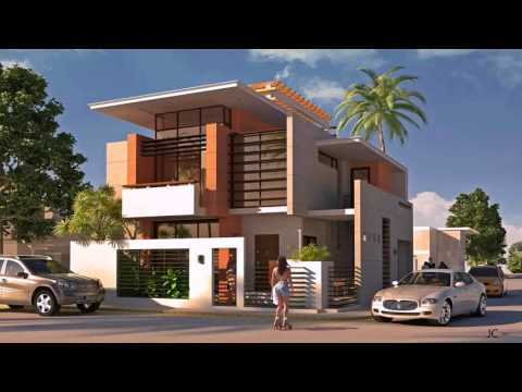 Modern Mediterranean House Designs In The Philippines Youtube