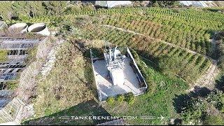 Sensazionale! Scovata la postazione radar di Riva Ligure. Immagini esclusive!