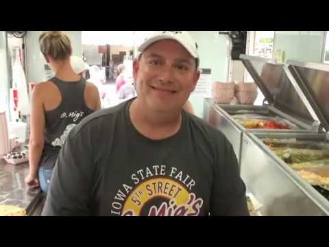 Mig's Applewood Smoked Chicken Wrap - New Foods ISF 2017
