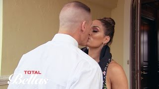 John has arrived for Kathy and Johnny's wedding: Total Bellas Preview Clip, Nov. 9, 2016