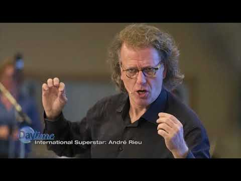 ANDRE RIEU Interview