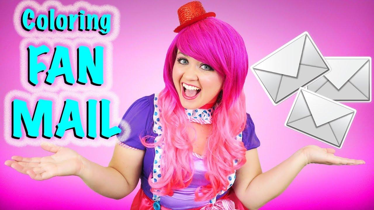 Coloring Fan Mail | SpongeBob, Shopkins, Fan Art and More ...