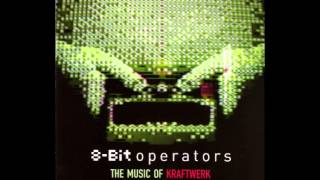 Gambar cover 8-Bit Operators: Neotericz - Electric cafe (Kraftwerk cover)