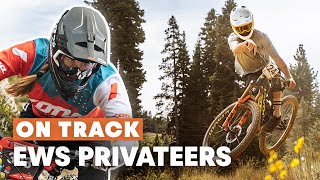 Becoming a Privateer Enduro MTB Racer | On Track w/ Greg Callaghan at EWS 2019