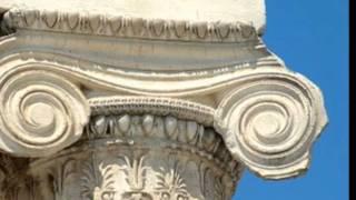 Arquitectura en la antigua grecia.
