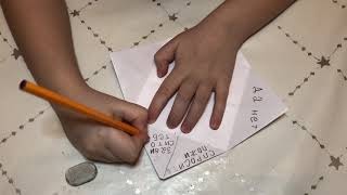 оригами из бумаги гадалка