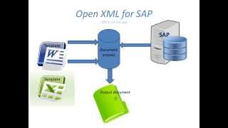 Open XML for SAP