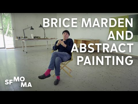 What's the Purpose of Abstract Painting? - Brice Marden