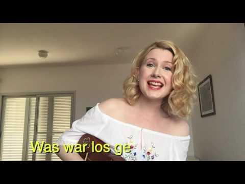 """Sarah Jane Scott """"Was War Los Gestern Nacht"""" EM Version 1 :-)"""