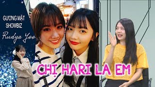 Rudya Yoo kể tội chị gái Hari Won, tiện thể khoe anh trai soái ca trên sóng livestream
