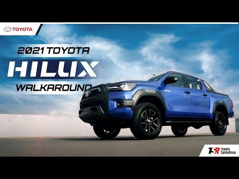 2021 New Toyota Hilux