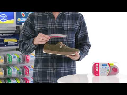 Dr. Scholl's | How To Wear Custom Fit Orthotics